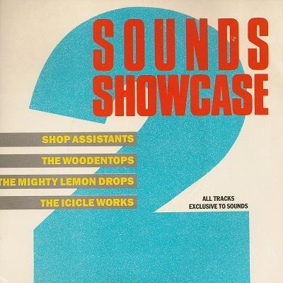 SOUNDS SHOWCASE E.P.   UK compilation freebie single