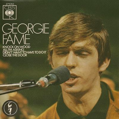 GEORGIE FAME E.P.    U.K. original