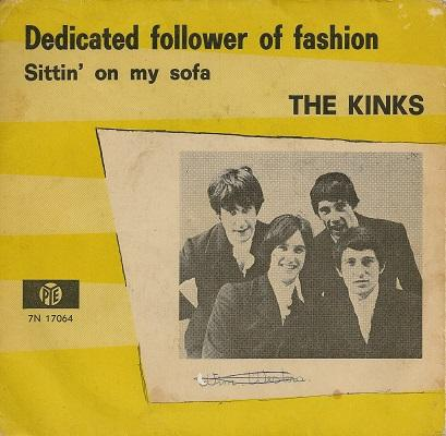 DEDICATED FOLLOWERS OF FASHION / Sittin' On My Sofa    Dutch envelope sleeve