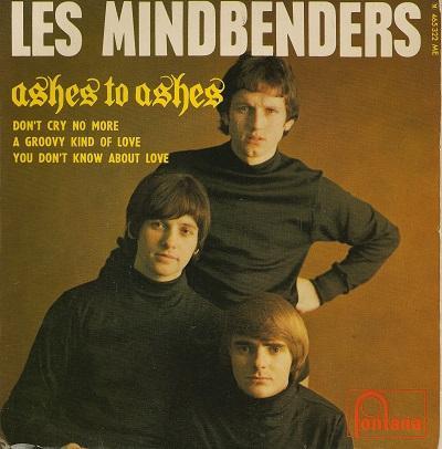 ASHES TO ASHES E.P.    French original