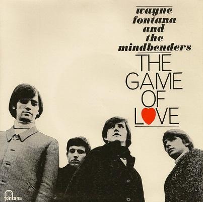 THE GAME OF LOVE E.P.    U.K. original