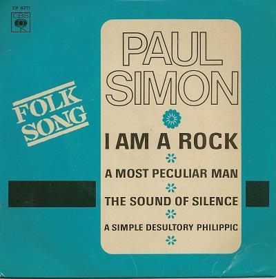 I AM A ROCK E.P.    French original