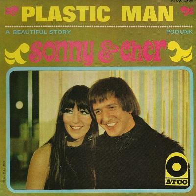 PLASTIC MAN E.P.    French original