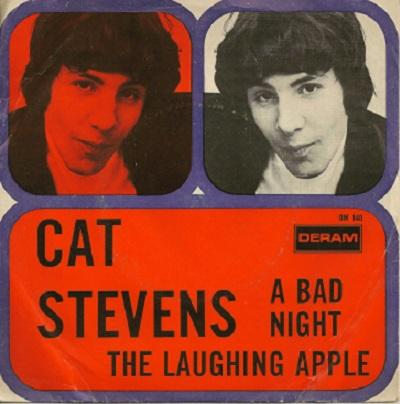 A BAD NIGHT / The Laughing Apple    Dutch original