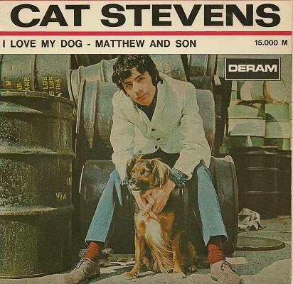 I LOVE MY DOG / MATTHEW AND SON E.P.    French / Dutch original