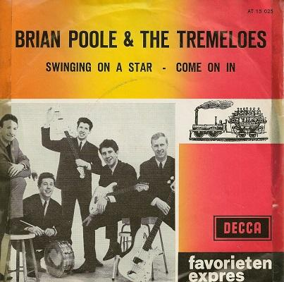 SWINGING ON A STAR / Come On In    Dutch pressing