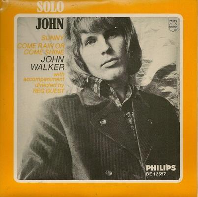 SOLO JOHN / SOLO SCOTT E.P.    U.K. original