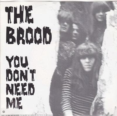 BUT YOU'RE GONE / You Don't Need Me   Original US pressing