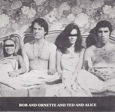 BOB AND ORNETTE AND TED AND ALICE   Forced Exposure giveaway promo only