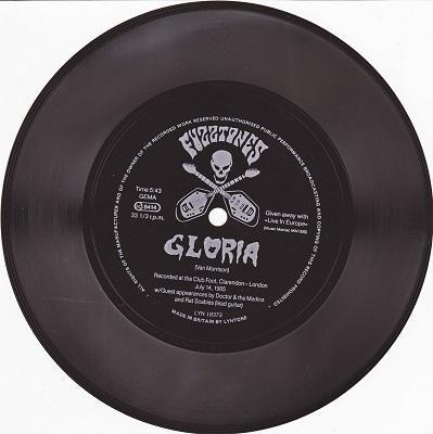 GLORIA   Flexi-Disc giveaway