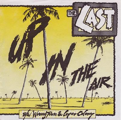 UP IN THE AIR / Wrong Turn / Leper Colony   US original