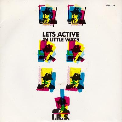 IN LITTLE WAYS / Two You's   UK pressing