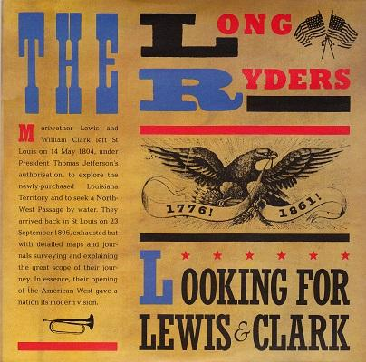 LOOKING FOR LEWIS AND CLARK   Limited double 7'' edition