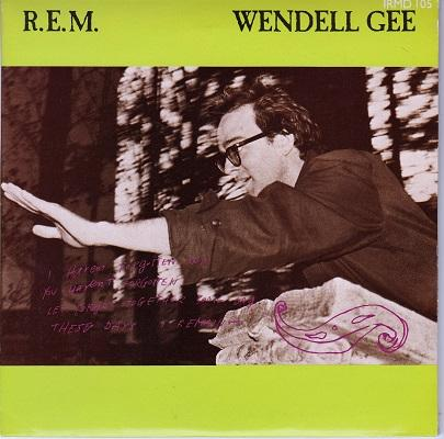 WENDELL GEE   Double single in gatefold sleeve