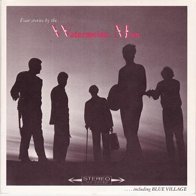 FOUR STORIES BY THE WATERMELON MEN E.P.   Swedish pressing