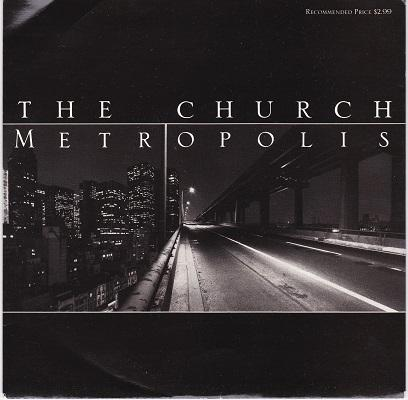 METROPOLIS / Much Too Much   OZ original