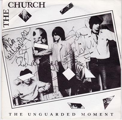 THE UNGUARDED MOMENT / Bel-Air   UK pressing
