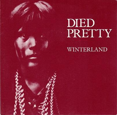 WINTERLAND / Wig-Out   Original OZ pressing in maroon sleeve
