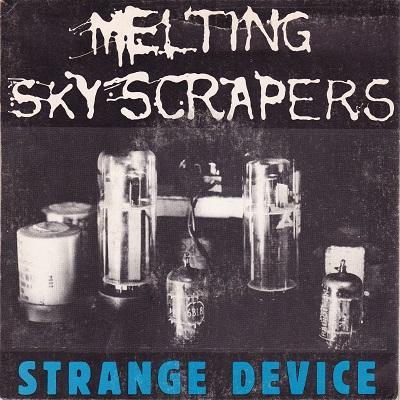 STRANGE DEVICE / Beyond The Grave   Original OZ pressing