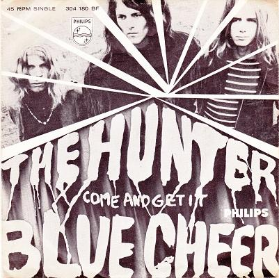 THE HUNTER / Come And Get It   Dutch original