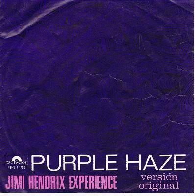 PURPLE HAZE E.P.   Mexican original