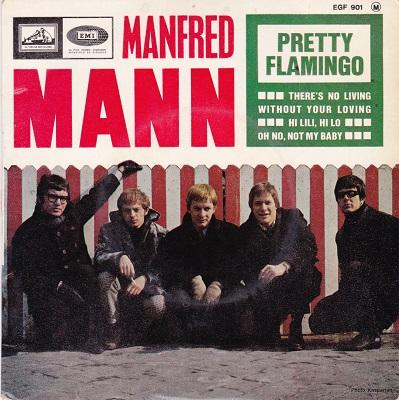 PRETTY FLAMINGO E.P.   French original