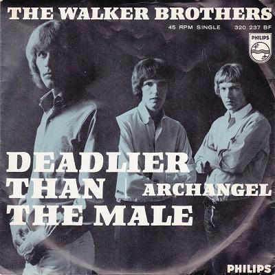DEADLIER THAN THE MALE / Archangel   Dutch original
