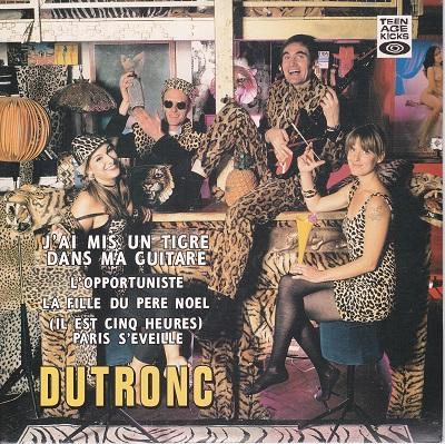 DUTRONC E.P.   Limited edition original