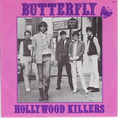 BUTTERFLY / Killer Wail   Original UK pressing