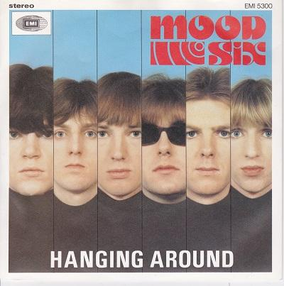 HANGING AROUND / Mood Music   UK original