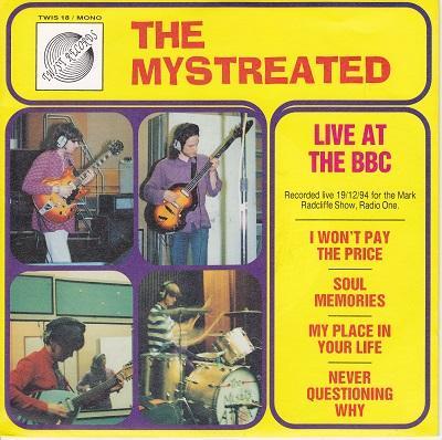 LIVE AT THE BBC E.P.   UK original