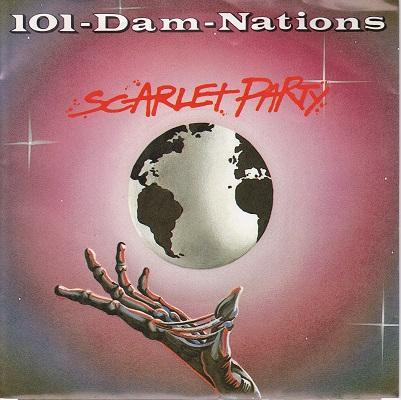 101-DAM-NATIONS / What Is This Thing   Dutch pressing