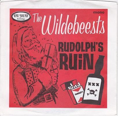 RUDOLPH'S RUIN / Plum-Duff   US pressing