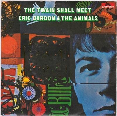 THE TWAIN SHALL MEET E.P.   Rare German pressing