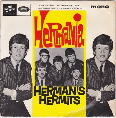 HERMANIA E.P.   Original UK pressing