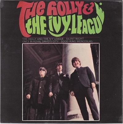 THE HOLLY & THE IVY LEAGUE E.P.   UK original