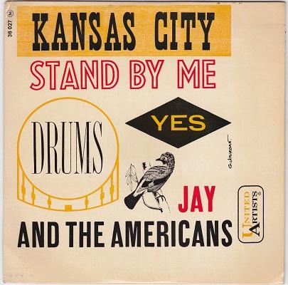 KANSAS CITY E.P.   Original French pressing