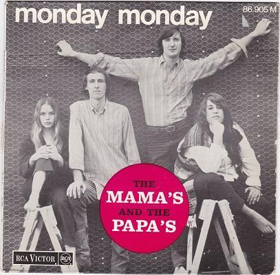 MONDAY MONDAY E.P.   French pressing