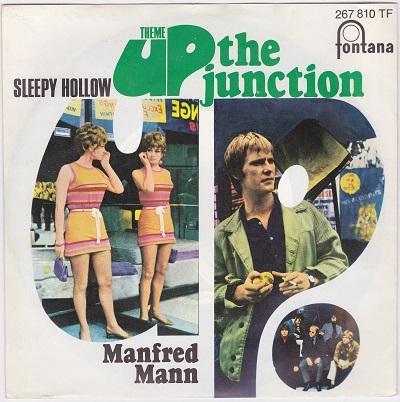 UP THE JUNCTION / Sleepy Hollow   German pressing