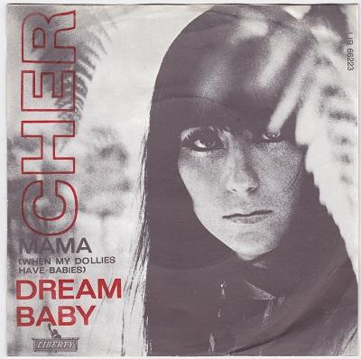 MAMA (WHEN MY DOLLIES HAVE BABIES) / Dream Baby   Dutch pressing