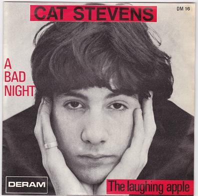 A BAD NIGHT / The Laughing Apple   Belgian pressing