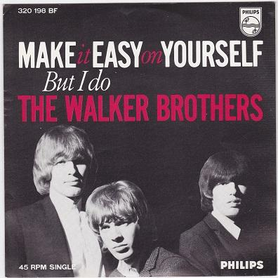 MAKE IT EASY ON YOURSELF / But I Do   Dutch pressing