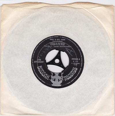 ROCK 'N ROLL BAND / Yes I Need Someone   UK pressing