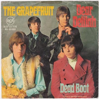 DEAR DELILAH / Dead Boot   German pressing