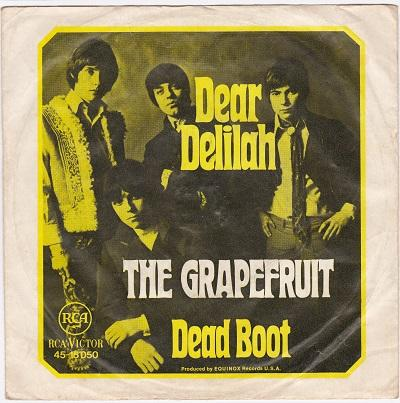 DEAR DELILAH / Dead Boot   German pressing