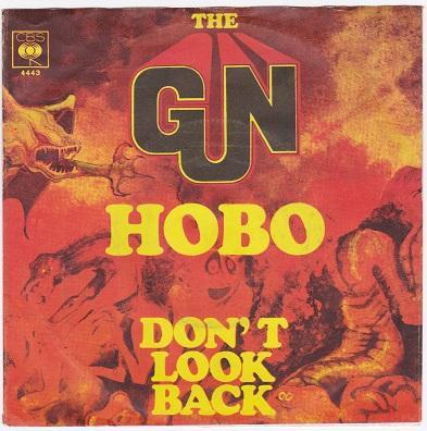 HOBO / Don't Look Back   Dutch pressing
