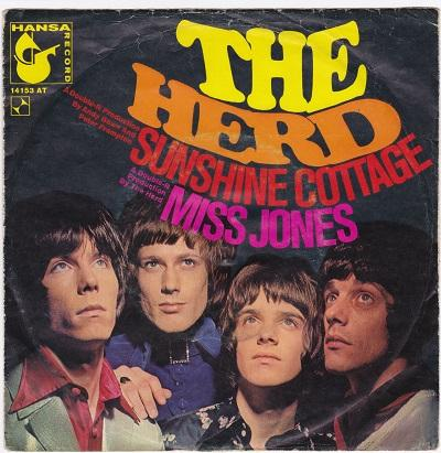 SUNSHINE COTTAGE / Miss Jones   German pressing