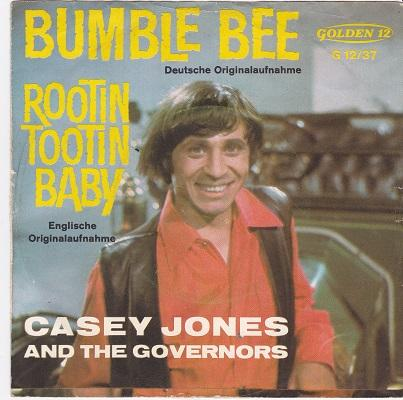 BUMBLE BEE / Rootin Tootin Baby   German pressing