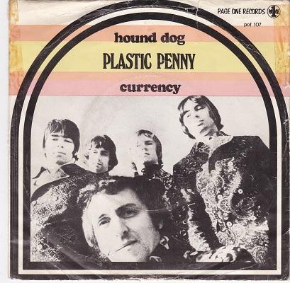 HOUND DOG / Currency   Dutch pressing