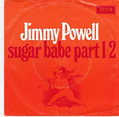 SUGAR BABE (PART 1) / Sugar Babe (Part 2)   Dutch pressing